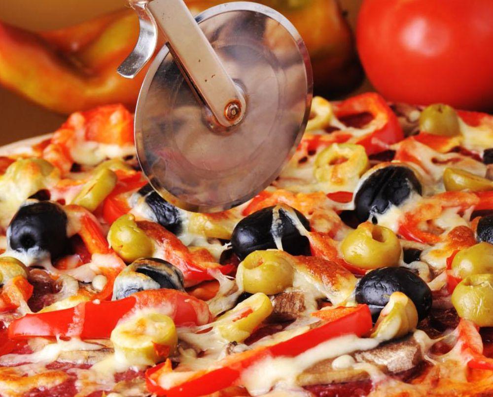 Katrins pizza